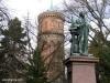 La Torre del Agua, en Colmar