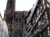 Vista de la Catedral de Estrasburgo
