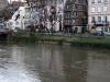 El río Ill en Estrasburgo