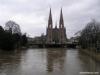 La iglesia de San Pablo en Estrasburgo