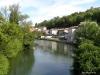 río Charente en Angouleme
