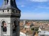 Vista de Angouleme desde las alturas