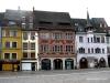 La plaza de la Reunión en Mulhouse 2