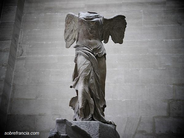 Escultura en París