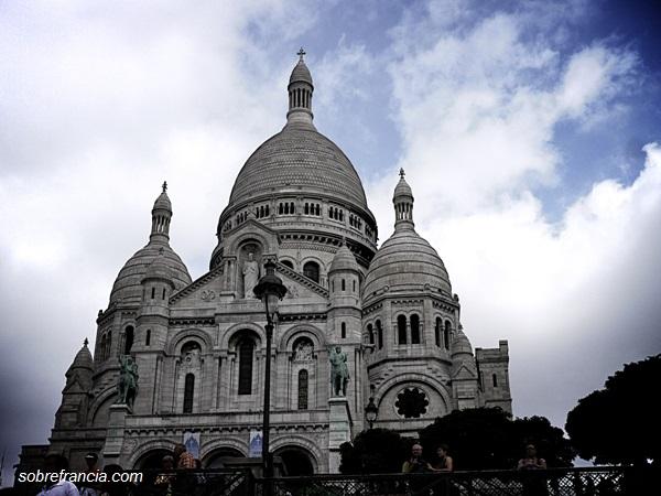 El Sagrado Corazón de París