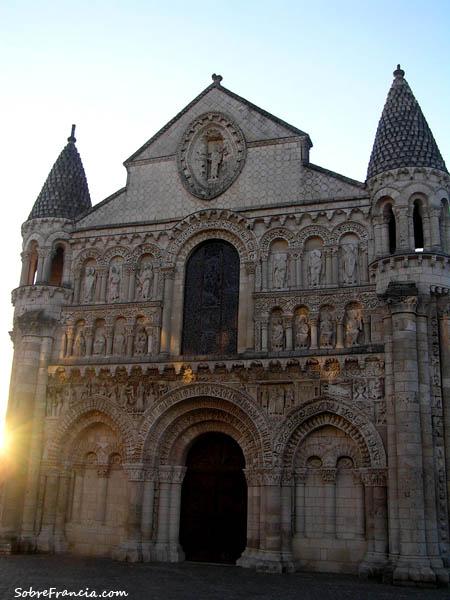 Iglesia Notre Dame la Grande