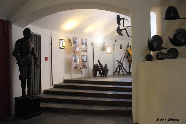 Fuerte Saint Elme museo