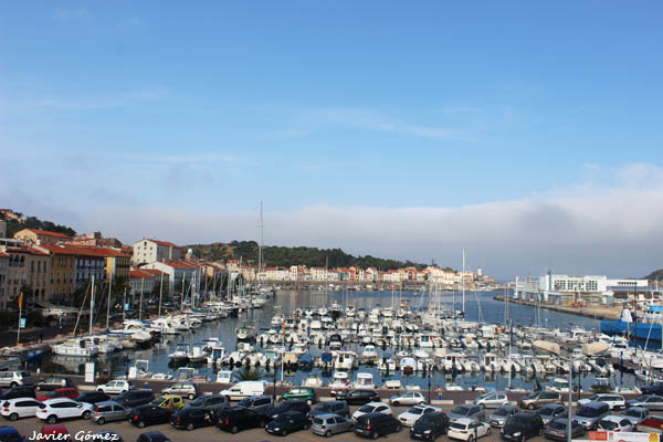 Port Vendres - puerto nuevo