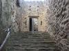 Fuerte Saint Elme entrada