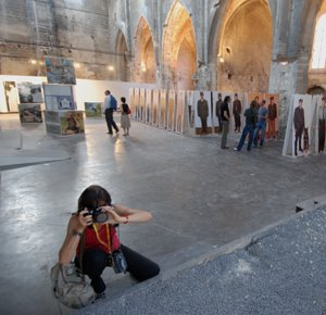 Encuentros de Fotografía, en Arles