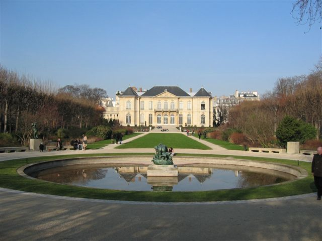Hotel Biron, Museo Rodin, París