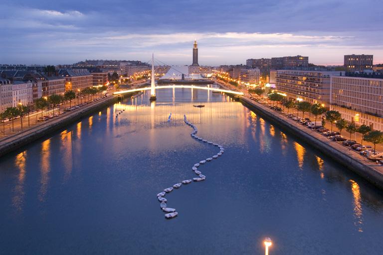 Le Havre, Normandía