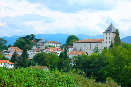 Sare, pirineos franceses