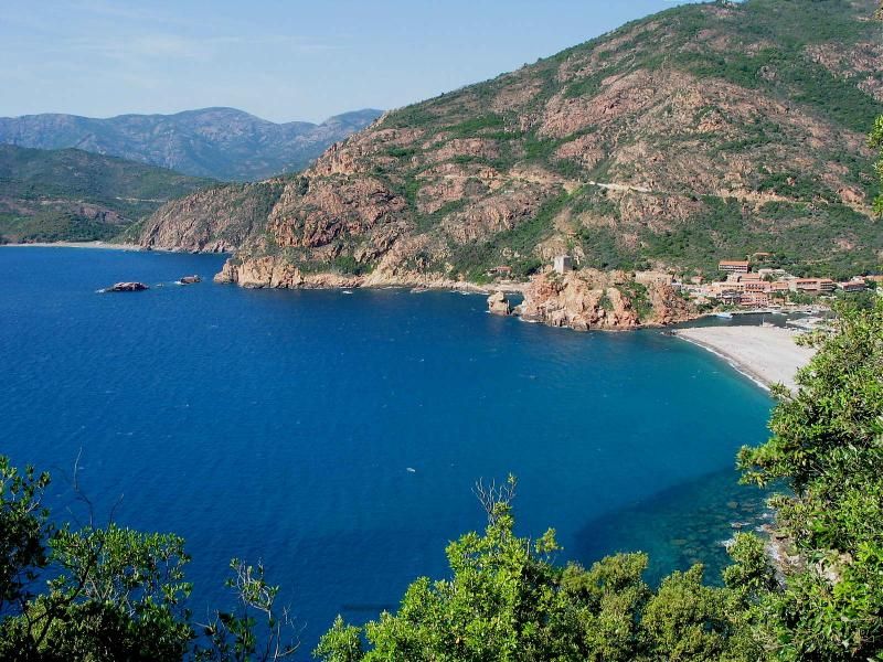 Córcega, Mediterráneo, Francia