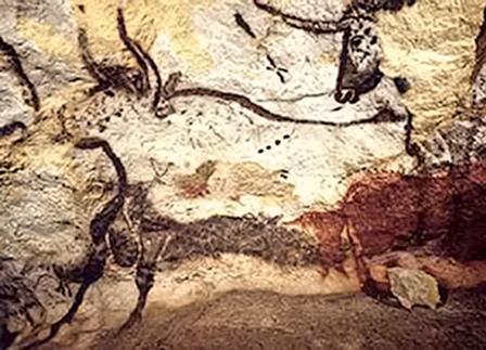 Las cuevas de Lascaux, arte prehistórico