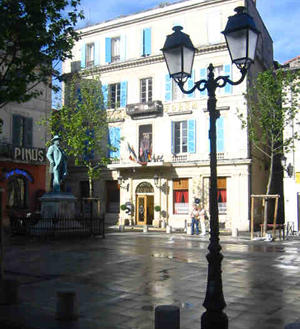 Casco antiguo de Grenoble