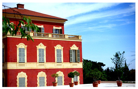 Museo Matisse, Niza