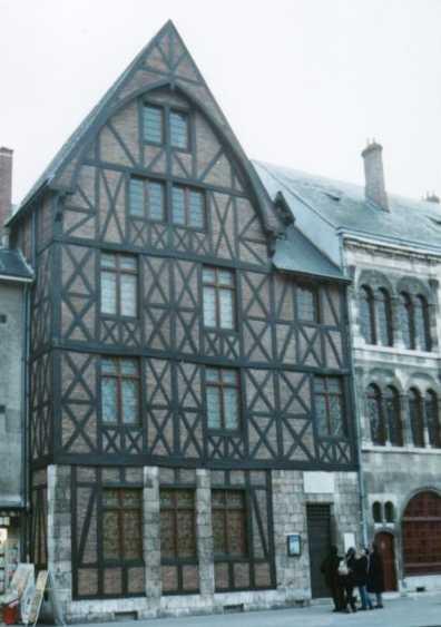 Casa de Juana de Arco, Orleans