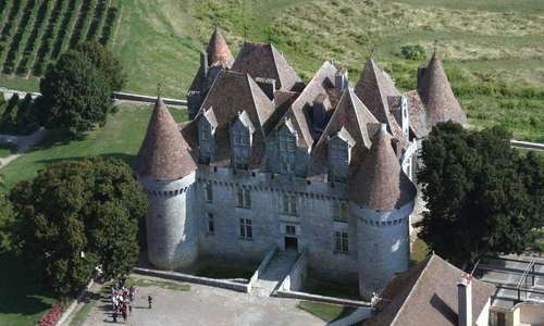 Chateau de Monbazillac, Bergerac, Dordoña