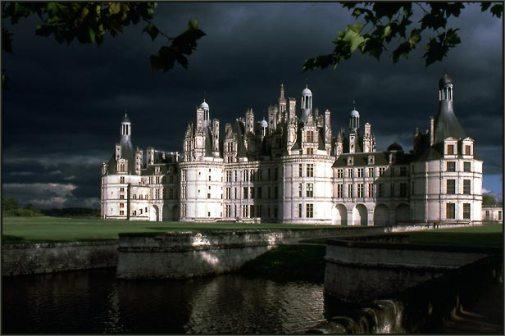 El Castillo de Chambord en fotos