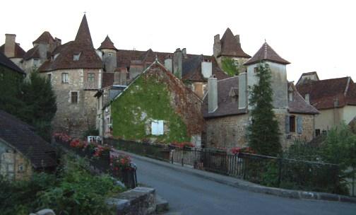 Carennac, uno de los más bellos pueblos de Francia