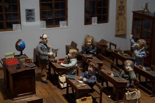 El Museo de la Marioneta, en Lyon