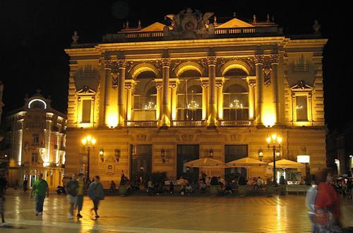 Casa de la Comedia, ópera de Montpellier