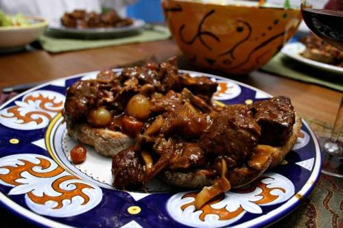 Bœuf Bourguignon, gastronomia francesa, Borgoña