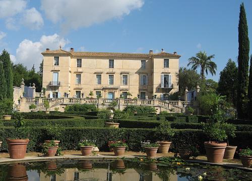El Castillo de Faugergues, en Montpellier