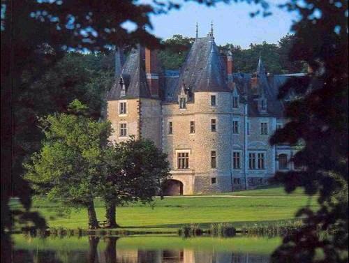 Châteaux de Plessis-Beauregard, Castillos del Loira, alojamiento