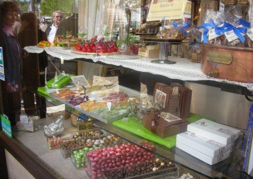 De compras por el Valle del Loira