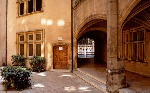 Museo de la Imprenta en Lyon