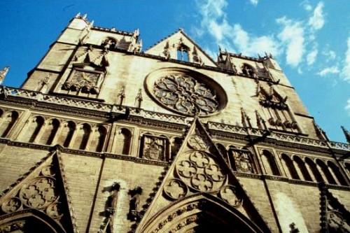 Catedral de Saint-Jean, Vieux-Lyon, Valle del Ródano