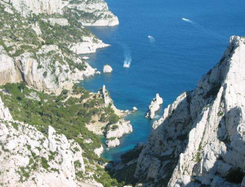 Marsella y su Calanque