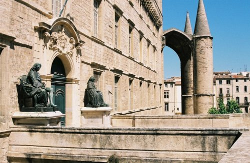 Facultad de Medicina, universidad de Montpellier