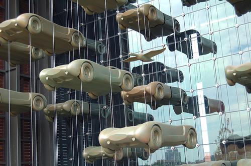 El museo del automóvil de Mulhouse