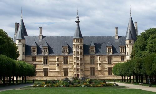 Palacio Ducal, Nevers, Borgoña