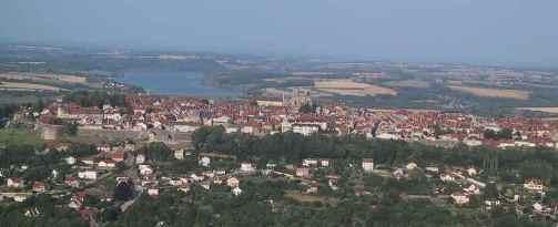 Langres, un pueblo con historia