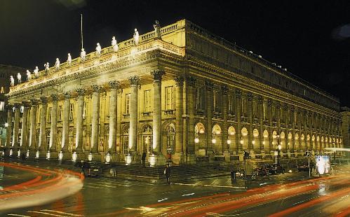 Burdeos y su Gran Teatro