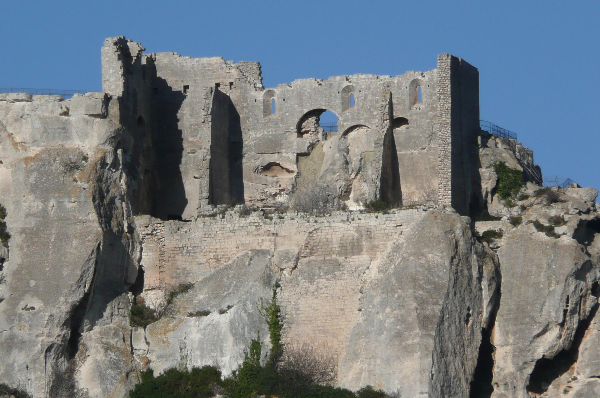 El Castillo de los Baux