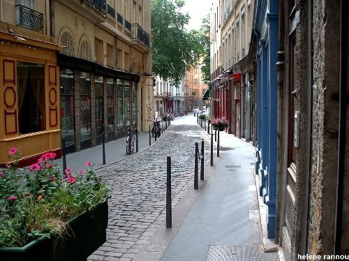 Por las calles de Lyon
