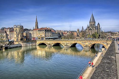 Metz, visita por la ciudad