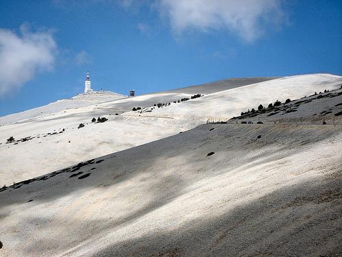 Mont Ventoux, en Provenza