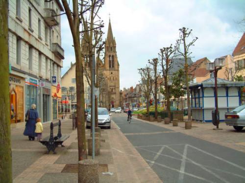 Moulins, recorriendo la ciudad