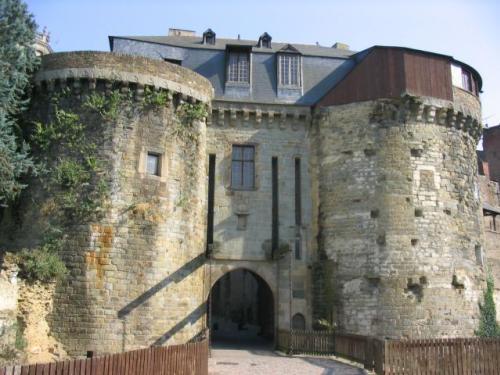 Rennes, en la Bretaña francesa