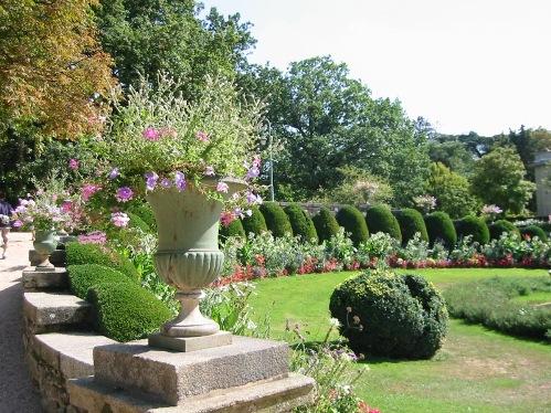Rennes y sus jardines de ensueño