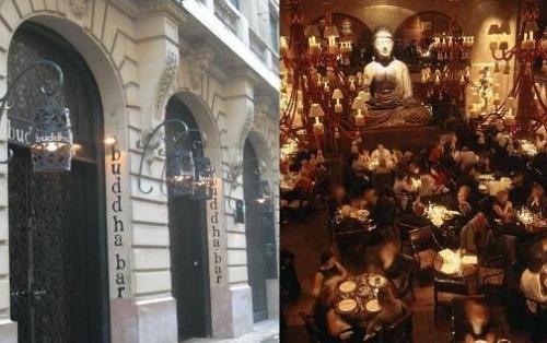 Buddha Bar, vida nocturna en Paris