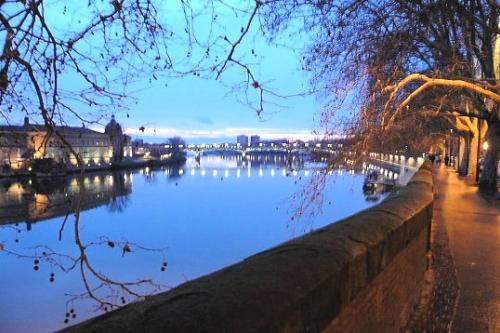 Toulouse, transportes turisticos para descubrirla