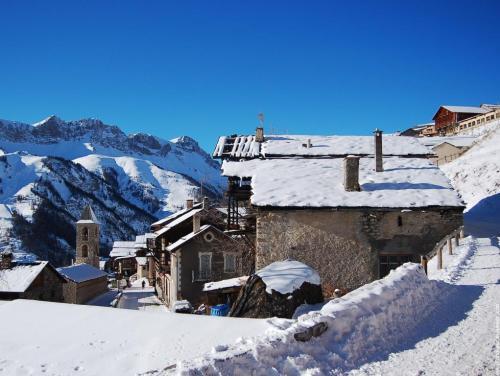 Pueblos alpinos de Francia