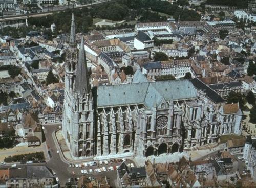 La Catedral de Chartres